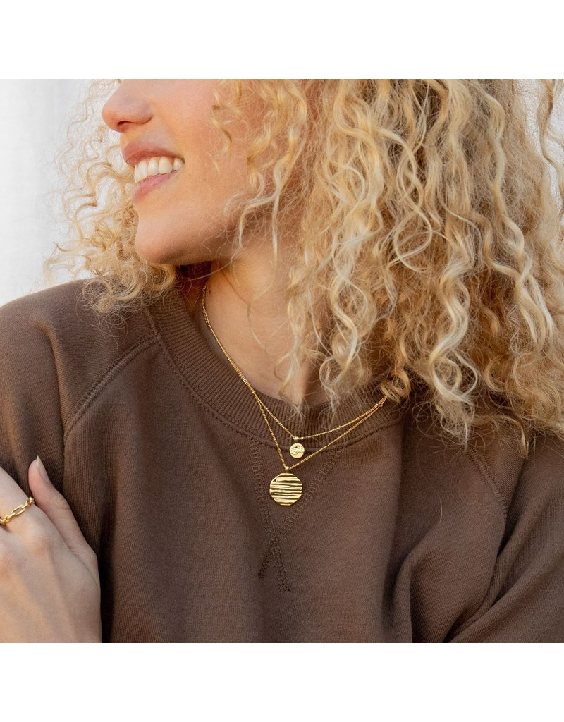 gorjana Shorebreak Necklace