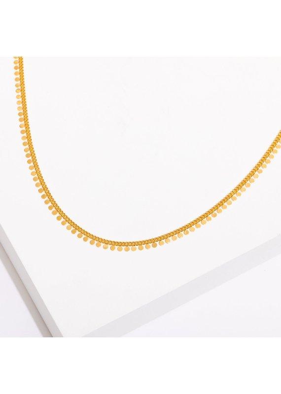 Larissa Loden Bell Necklace