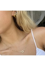 f.y.b jewelry Esme Chain Necklace in Gold
