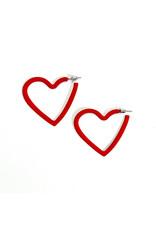 Lauren Rae Red Heart Hoops