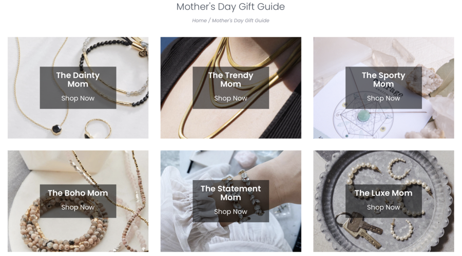 Mother's Day Gift Guide ♡