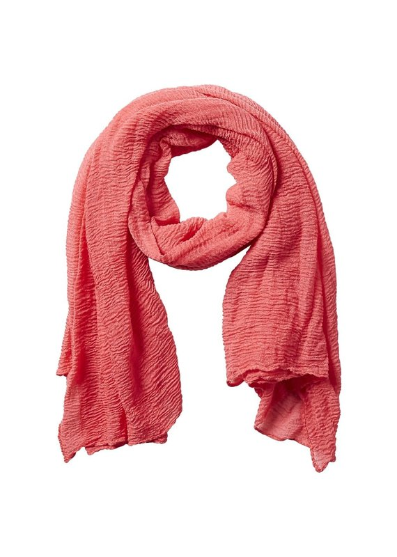 Hadley Wren Coral Classic Insect Shield Scarf
