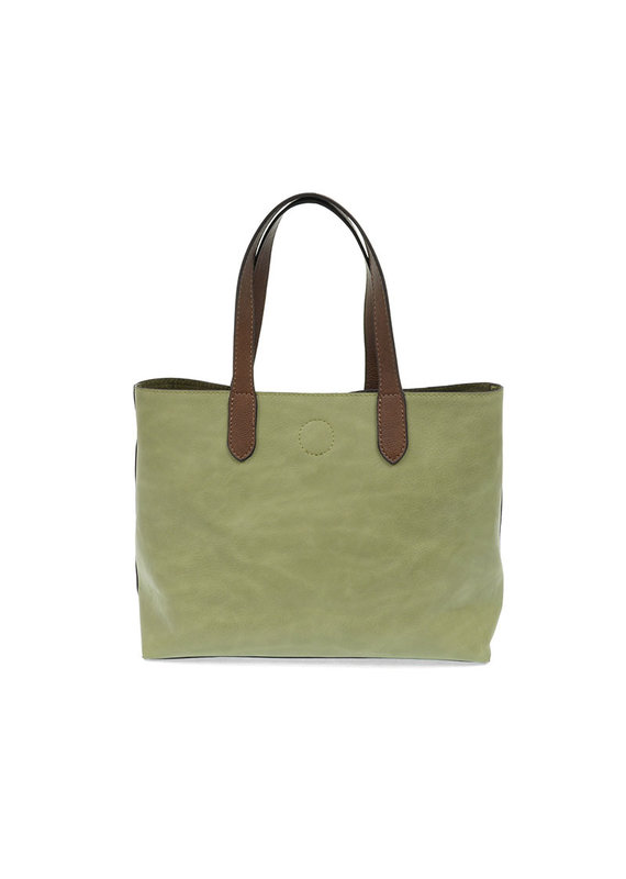 Joy Susan Eucalyptus Mariah Medium Convertible Tote