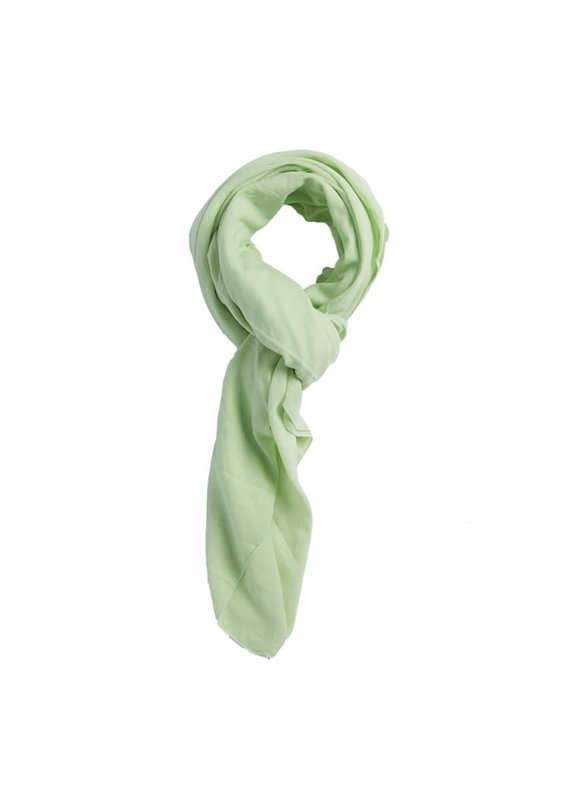 Tickled Pink Spring Green Insect Shield Scarf