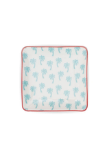 FinchBerry Palm Tree Pattern Soap Dish