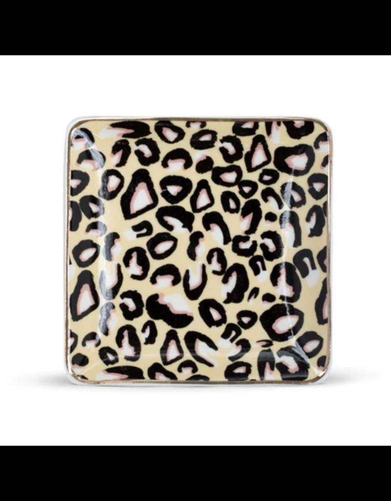 FinchBerry Leopard Ceramic Soap Dish