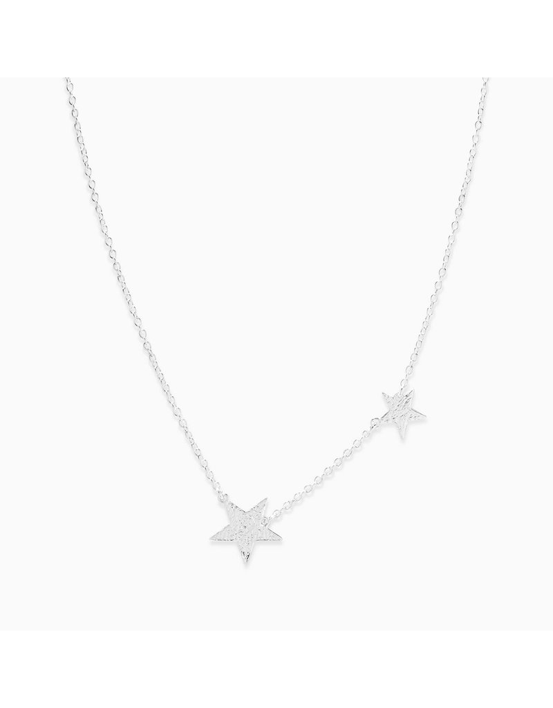 gorjana Silver Super Star Necklace