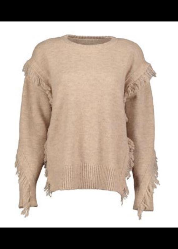 Bishop + Young Mackenzie Fringe Sweater