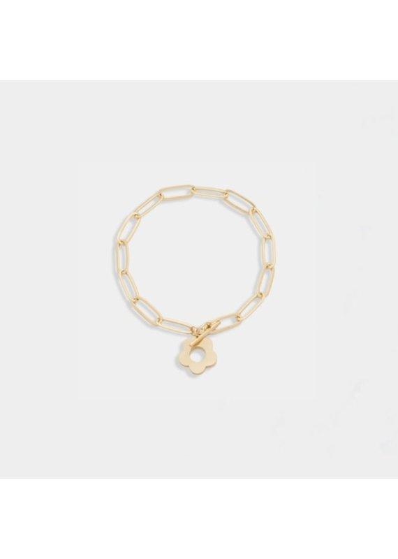 SiiZU Aubra Floral Bracelet