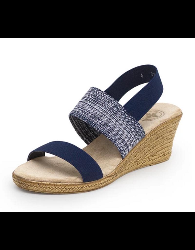 Charleston Shoe Co Cooper Navy/Denim