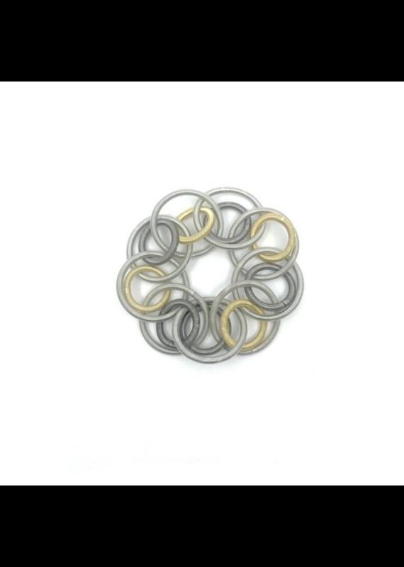 Sea Lily Multi Loop Bracelet