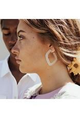 Larissa Loden Lilian Earrings Royal Blue