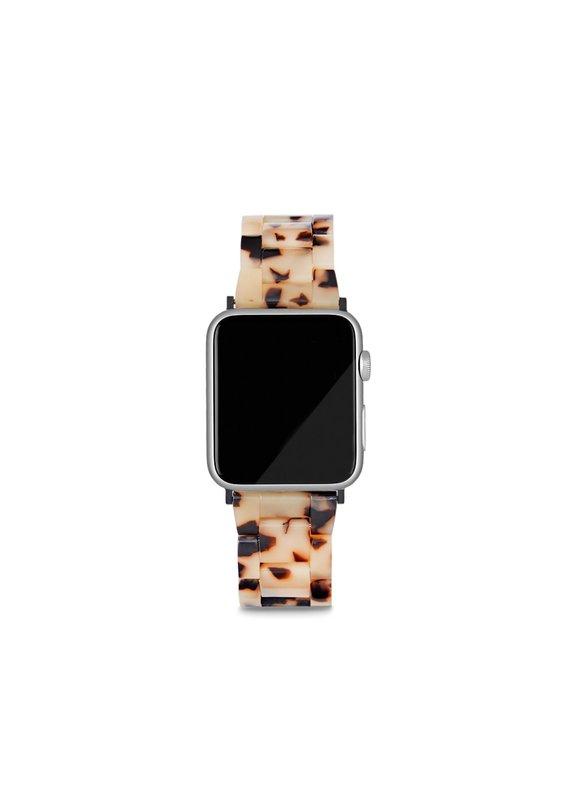 MACHETE Apple Watch Band in Blonde Tortoise