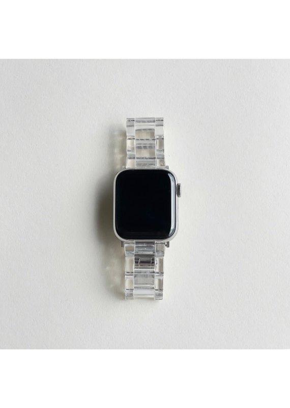 MACHETE Apple Watch Band in Clear