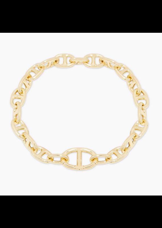 gorjana Gold Port Bracelet