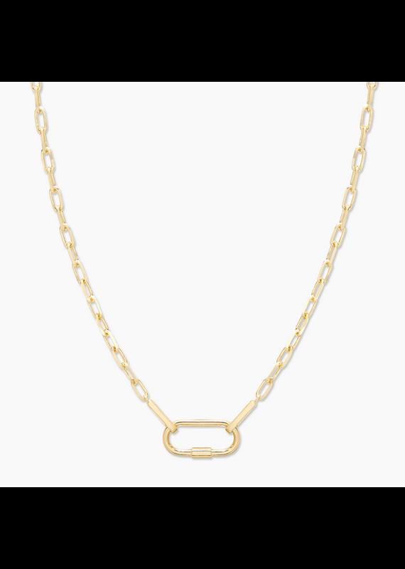 gorjana Gold Blair Necklace
