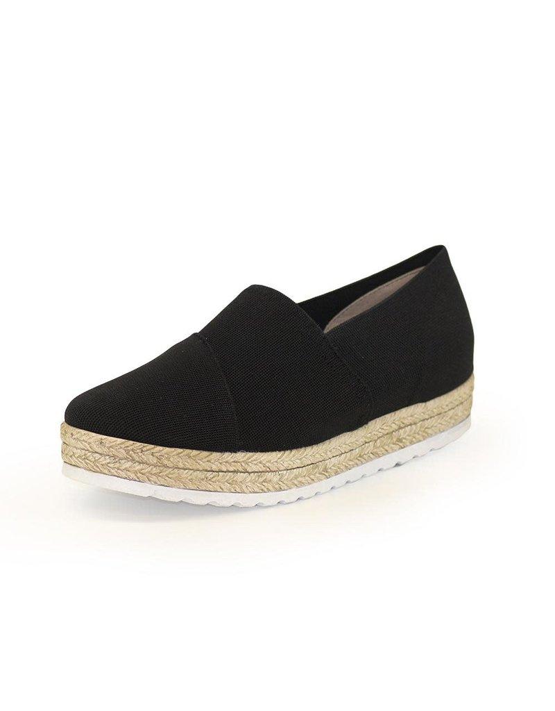 Charleston Shoe Co Marina in Black