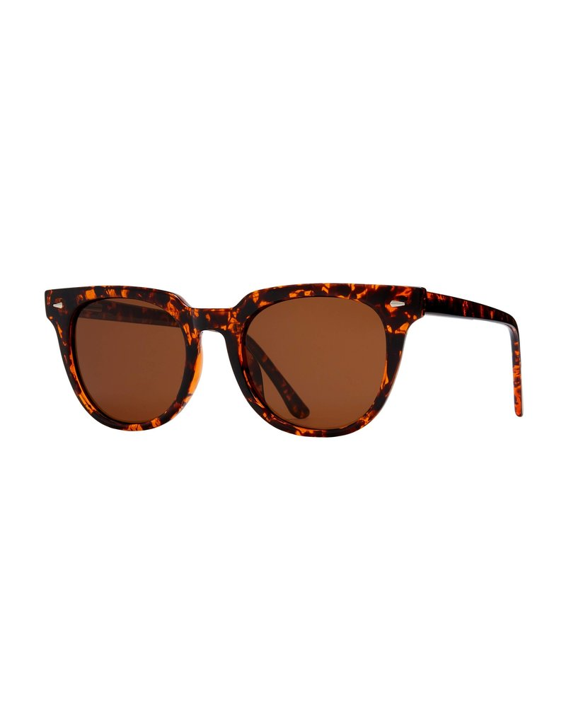Blue Planet Brown Marble w Brown Polarized Lens