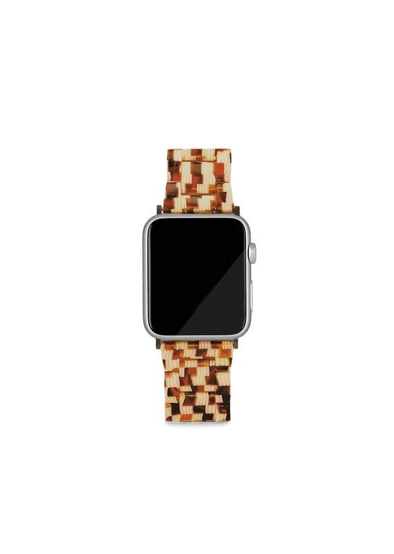 MACHETE Apple Watch Band in Tortise Checker