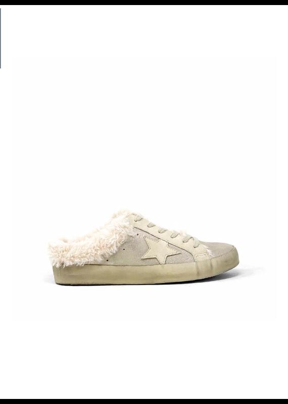 Shu Shop Pinah Sneakers Gold