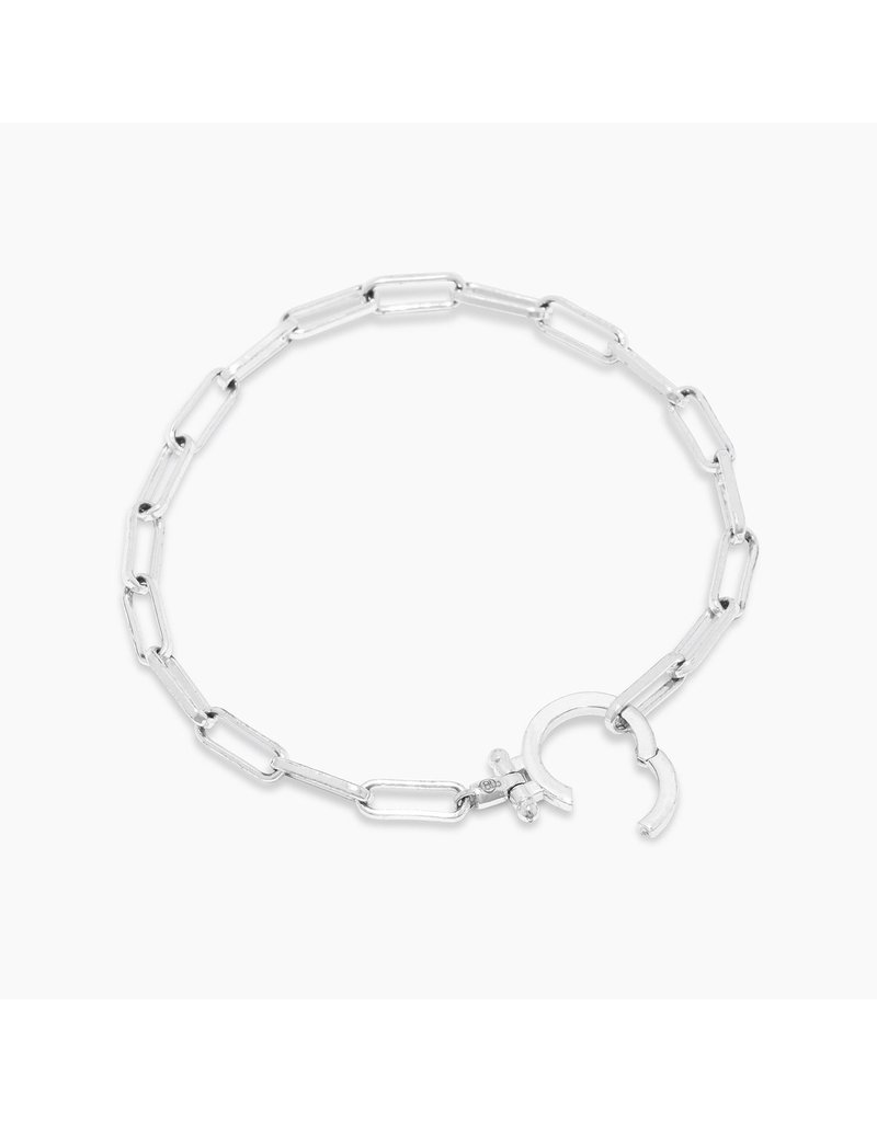 gorjana Parker Bracelet in Silver