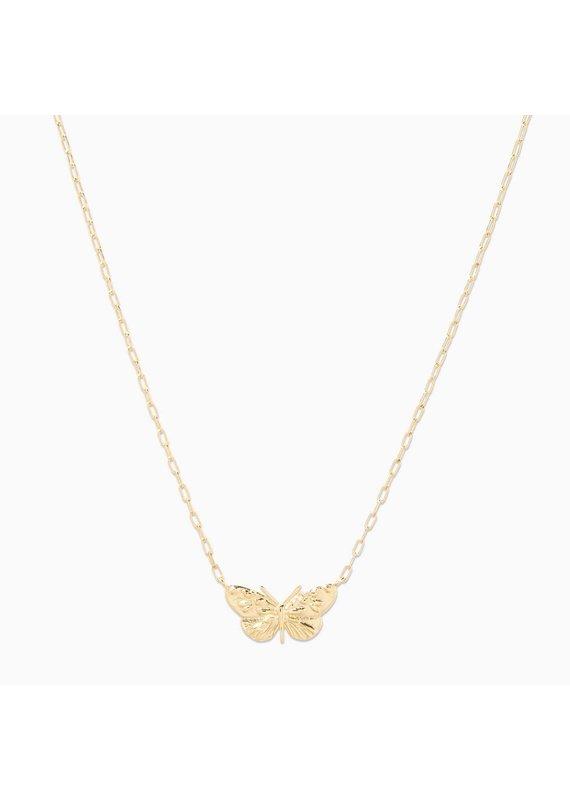 gorjana Butterfly Necklace