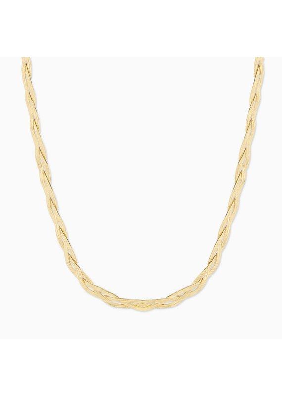 gorjana Carmel Necklace