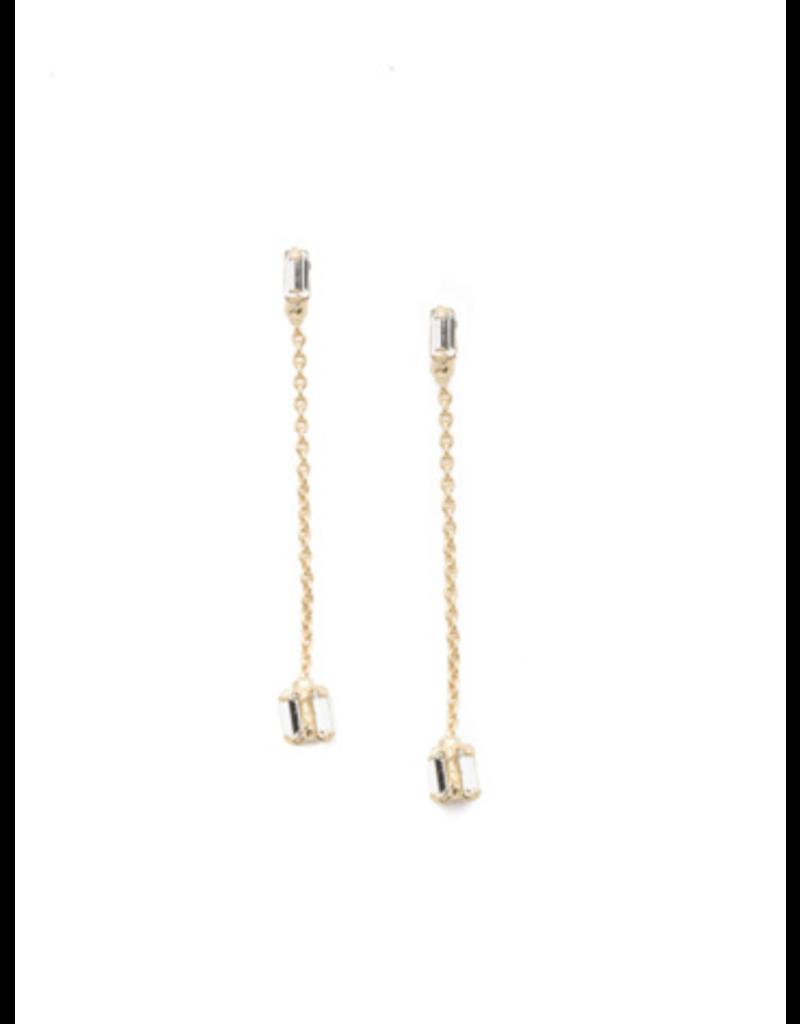Sorrelli Delfina Dangle Earrings