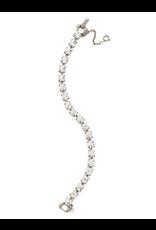 Sorrelli Repeating Round Tennis Bracelet