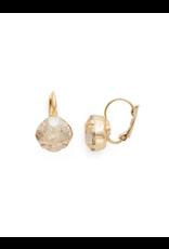 Sorrelli Cushion-Cut Dangle Earrings