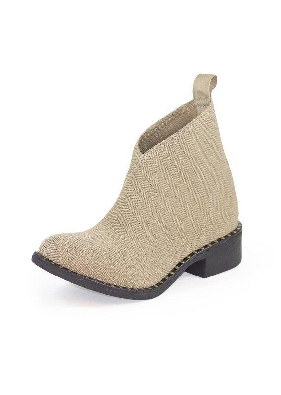 Charleston Shoe Co Barcelona Tan Herringbone