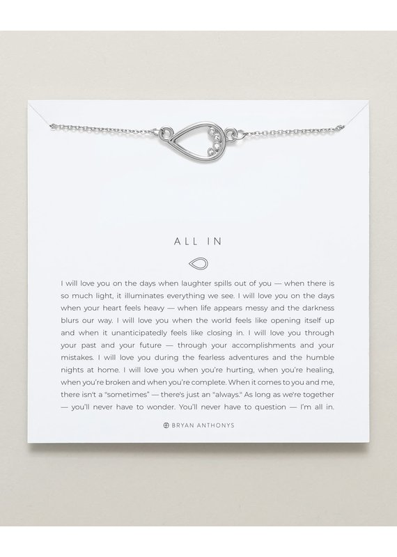 Bryan Anthonys All In Necklace in Silver