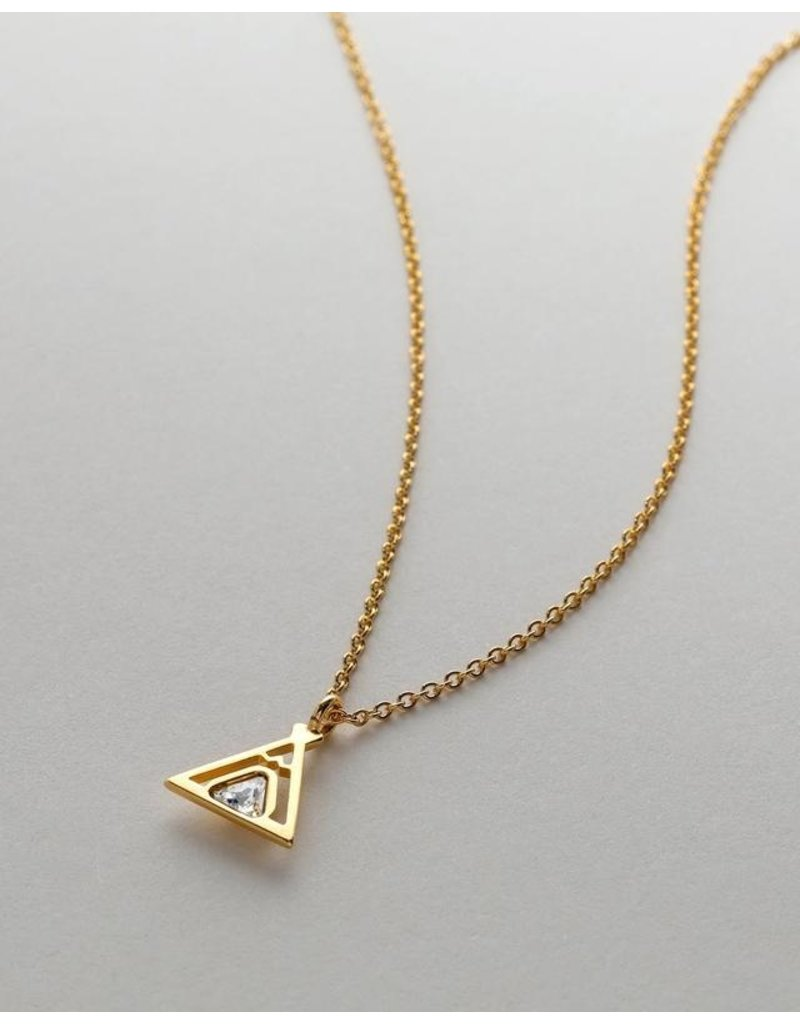 Bryan Anthonys Tribe Friendship Necklace in Gold