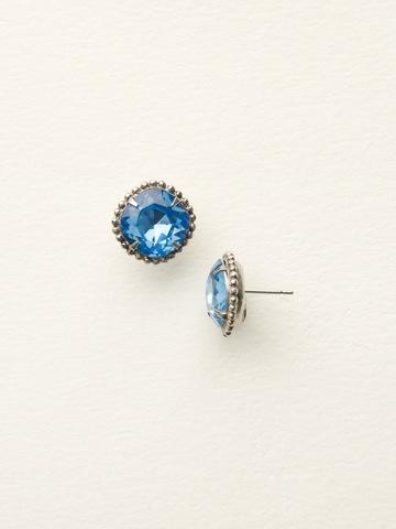 Sorrelli Sorrelli Silver Earrings Light Sapphire