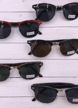 NYS Frameless Wayfarer Sunglasses