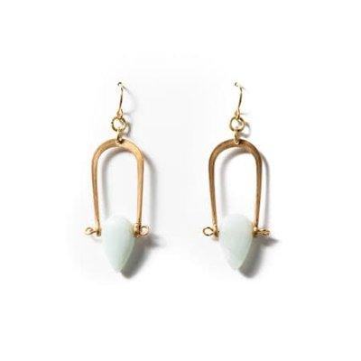 Michelle Starbuck 14K Gold Filled Petrichor Earrings