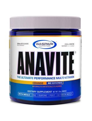 Gaspari Nutrition ANAVITE ORANGE 60/SERVINGS