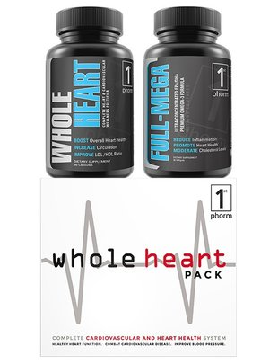 1ST PHORM WHOLE HEART PACK