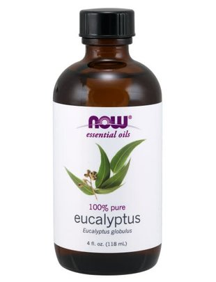 NOW FOODS EUCALYPTUS OIL 4 OZ
