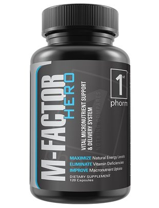 1ST PHORM M-FACTOR HERO
