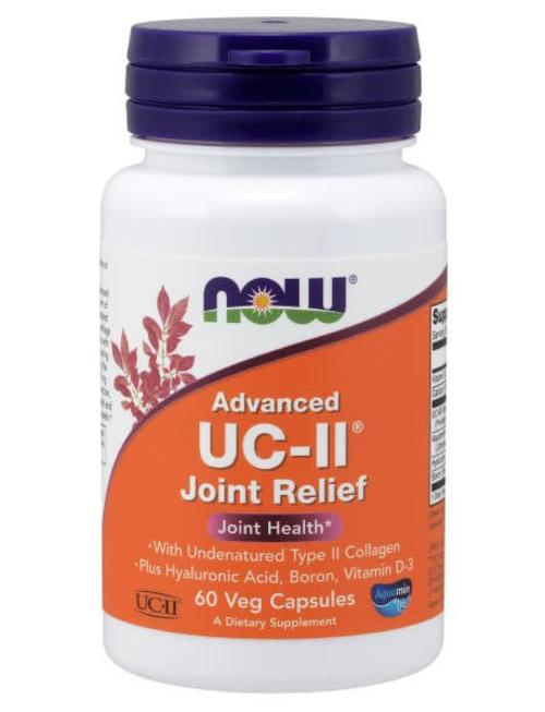 NOW FOODS ADVANCED UC-II JOINT RELIEF 60 VC