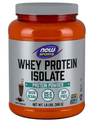 NOW FOODS WHEY PROTEIN ISOLATE 1.8 LBS
