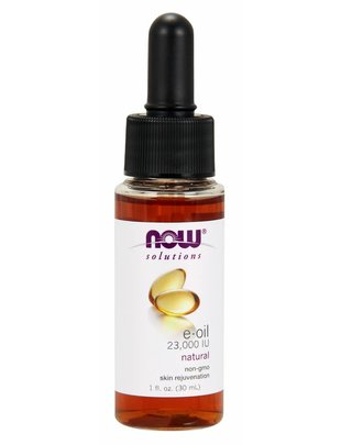 NOW SOLUTIONS VITAMIN E OIL 23,000 IU  1 OZ