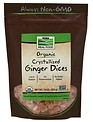 NOW FOODS GINGER DICES- NO SULFUR ORGANIC 1LB