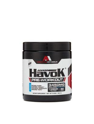 AMERICAN METABOLIX HAVOK
