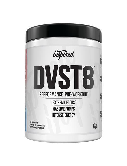 INSPIRED DVST8