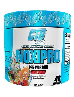 CTD SPORTS NOXIPRO