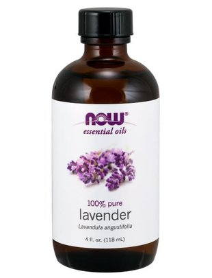 NOW SOLUTIONS LAVENDER OIL 4 OZ