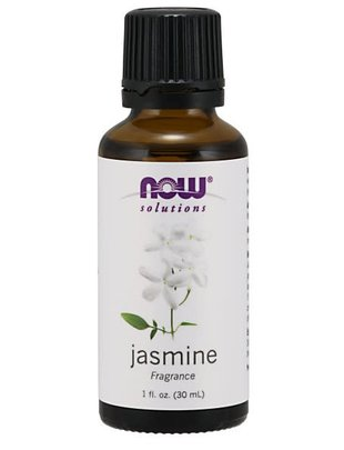 NOW FOODS JASMINE OIL 1 OZ