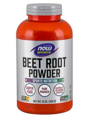 NOW FOODS BEET ROOT POWDER 12 OZ